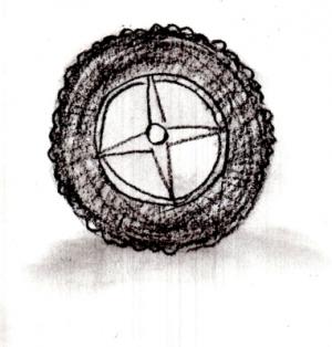 llanta - rueda