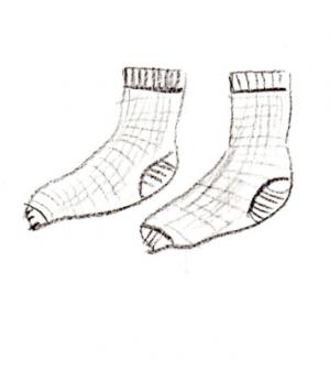 medias, calcetines